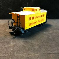 HO Union Pacific Caboose 100% Tested & Refurbished Lot Q9