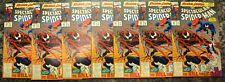 LOT of (7) SPECTACULAR SPIDER-MAN #201 (Jun 1993) Maximum Carnage Part 5 (NM+)