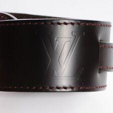 Bracelet Louis Vuitton cuir monogram NEUF