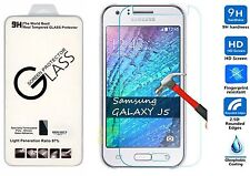 PREMIUM HD CLEAR TEMPERED GLASS SCREEN PROTECTOR FOR SAMSUNG GALAXYJ5 J500M