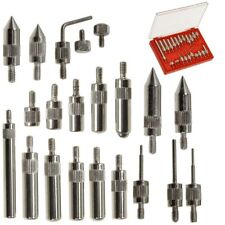 22 Pc Indicator Contact Point Set For Dial Test Indicators 4 x 48 Thread