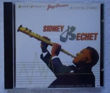 1924-1938 by Sidney Bechet (CD, Jan-1992, ABC Music)