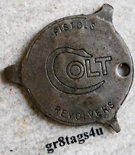 Colt Pistols revolvers gunsmith metal key chain firearms gun screwdriver