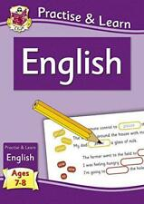 Practise & Learn : English (7-8 ans) par Parsons Richard livre de poche 978184