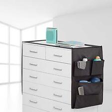 Studio 3B Adjustable Organizer Home Room Dorm Storage  Black
