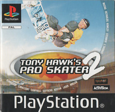 PS1 / Sony Playstation 1 Spiel - Tony Hawk's Pro Skater 2 ohne COVER