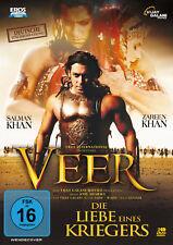 VEER / DIE LIEBE EINES KRIEGERS - Bollywood Film DVD Salman Khan