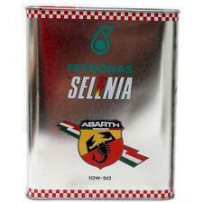 Original Petronas Selenia 10W-50 Abarth Motoröl 2 Liter Öl SAE 10W50 N°0101