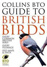 Collins BTO Guide pour la British Birds par Stancliffe, Paul, Sterry, Paul