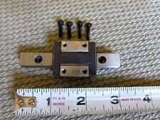 THK 76MM Linear Motion Guided Rail RSR12ZM 9D26 Ball Bearings 12mm Wide Japan