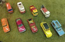 Corgi toys Matchbox Citroën Dyane VW Tour France Diecast Vintage DS Chevrolet