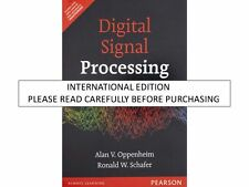 Digital Signal Processing by Alan V. Oppenheim and Ronald W. Schafer