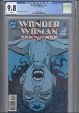 Wonder Woman #102 CGC 9.8 1995 DC John Byrne Story Cover & Art: Price Drop!