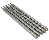 14 x 450mm SDS PLUS MASONRY DRILL BIT TUNGSTEN TIP CONCRETE BRICK STONE GRANITE
