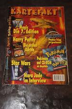 Kartefakt #31 - Magazin für sammelbare Abenteuerspiele - Mai/Juni 01 (TCG/Games)