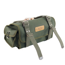 Ostrich S-2 Bicycle Saddle Bag for Touring Green 8.2L NEW