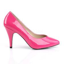 Hot Pink High Heels Pumps Mens Drag Queen Crossdresser Trans Shoes 13 14 15 16