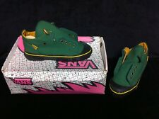 Rare 1980s GIRLS VANS SIZE 6 Old School BMX Freestyle Hutch GT CW Shoes Skate