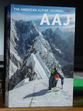 American Alpine Journal 2016, Fred Beckey, First Ascents, New Climbs, Maps