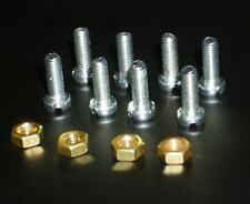 Para destinatarios popular ve 301 etcétera: 8 tornillos m3, 5 x 10 + 4 tuercas m3, 5 de latón
