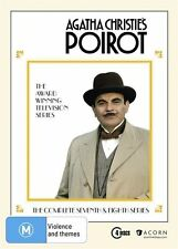 Poirot Series 7 & 8 NEW R4 DVD