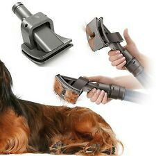Vacuum Cleaner Head Pet Removes Hair Allergens And Dead Skin Dog Tool Brush Abs