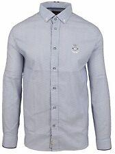 """VAN SANTEN & VAN SANTEN POLO Langarm Hemd Shirt Gr L 42-43 16.5""""-17"""" COMFORT FIT"""