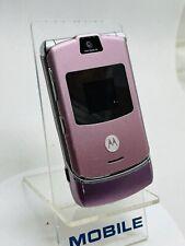 Motorola RAZR V3 - Light Pink (Unlocked) Mobile Phone