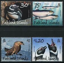 Falkland 2015 Vögel Fische Pinguine Penguins Birds Fishes Poissons Pesci MNH