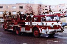 132 Image Photo CD Hyattsville VFD Maryland MD Fire Apparatus Prince George's Co