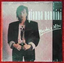 LP Gianna Nannini: Maschi e Altri (Metronome 833 952-1) D 1987 Still Sealed