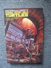 TEENAGE MUTANT NINJA TURTLES COLLECTED BOOK VOLUME 1 TMNT MIRAGE TPB 1990 Rare
