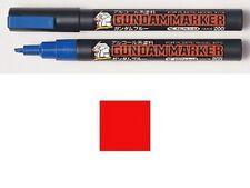 Gundam Marker GM07 Red GUNPLA Marquer Pen Rouge GSI CREOS