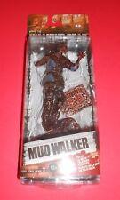 THE WALKING DEAD MUD WALKER AMC TV SERIES 7 MCFARLANE SHIPS FREE