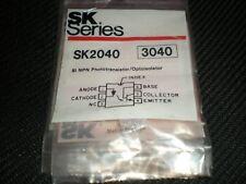 RCA SK2040 PHOTOISOLATOR INTEGRATED CIRCUITS REPL NTE3040, ECG3040 sk