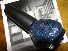 Nicole by OPI Snow-man of My Dreams Nail Polish Lacquer - snowman blue glitter