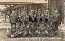 Soldier Group 1st North Staffordshire Regiment North Staffs the Curragh 1919