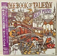 DEEP PURPLE The Book Of Taliesyn (1968) Japan Mini LP CD VPCK-85321 Japan