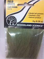 Field Grass Light Green Woodland Scenics #173 FG173 Model Trains Dioramas