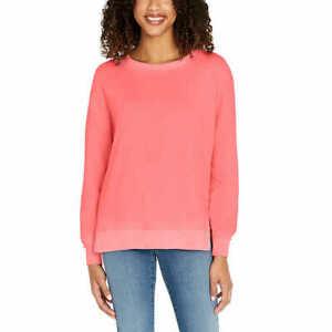Buffalo Ladies' Crewneck Sweatshirt   - W/DEFECTS