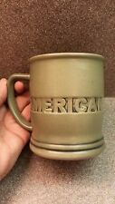HARLEY DAVIDSON AMERICAN LEGEND CERAMIC COFFEE MUG