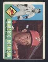 1960 Topps #416 Humberto Robinson GVG Phillies 48607