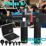 2020 Upgrade LED Massage Gun Muscles Relaxing Athlete Sports 3 Speeds 4/6  y *