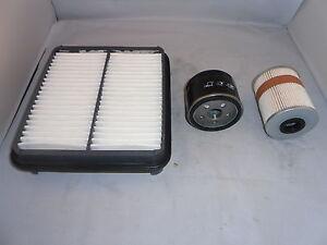 Suzuki Grand Vitara 1.9 DDiS Diesel Service Kit Oil Air Fuel Filter 2005 Onwards