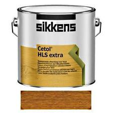 SIKKENS Cetol Holzschutz Extra Wetterschutz-Farbe UV-Schutz 009 eiche dunkel 5 L