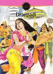 DRAUPADI - AMAR CHITRA KATHA - STORY FROM MAHABHARATA