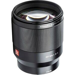 Viltrox 85mm f1.8 Autofokus Full Frame STM Porträt Objektiv für Nikon Z Mount