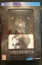 Dishonored 2 Collectors Edition with game. Mint.