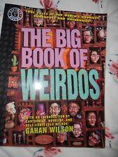 More details for the big book of weirdo's - carl posey - gahan wilson book 1995