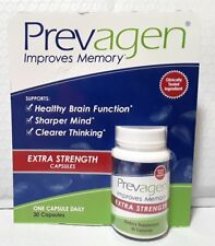 Prevagen Extra Strength 30 Capsules Improves Memory